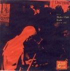 KING CRIMSON KCCC 11 - Live at Moles Club, Bath, 1981 (KCCC 11) album cover
