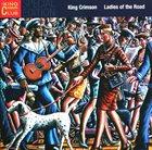 KING CRIMSON Ladies Of The Road: Live 1971-1972 album cover