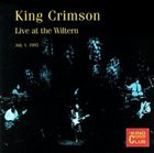KING CRIMSON Live at the Wiltern, July 1, 1995 (KCCC 31) album cover