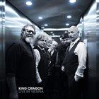 KING CRIMSON Live In Vienna album cover