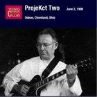 KING CRIMSON Odeon, Cleveland, Ohio, June 02, 1998 album cover