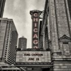 KING CRIMSON Official Bootleg: Live In Chicago, June 28th, 2017 album cover