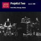 KING CRIMSON Park West, Chicago, Illinois, June 05, 1998 album cover