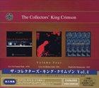 KING CRIMSON The Collectors' King Crimson - Volume Four album cover