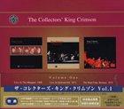 KING CRIMSON The Collectors' King Crimson, Volume One album cover