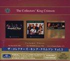KING CRIMSON The Collectors' King Crimson, Volume Three album cover