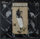 KING OLIVER In New York album cover