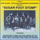 KING OLIVER Sugar Foot Stomp album cover