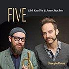 KIRK KNUFFKE Kirk Knuffke & Jesse Stacken : Five album cover