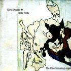 KIRK KNUFFKE Kirk Knuffke & Mike Pride : The Exterminating Angel album cover