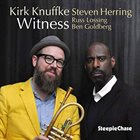 KIRK KNUFFKE Witness album cover
