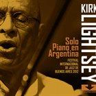 KIRK LIGHTSEY Solo Piano en Argentina album cover