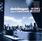 KLAUS DOLDINGER/PASSPORT Doldinger Back in New York: Blind Date album cover