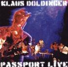 KLAUS DOLDINGER/PASSPORT Passport Live album cover