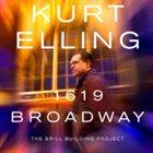 KURT ELLING 1619 Broadway: The Brill Building Project album cover