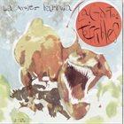 LA MUJER BARBUDA Lagartos Terribles album cover