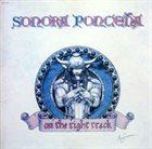 LA SONORA PONCEÑA On the Right Track album cover