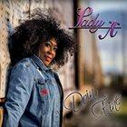 LADY A (ANITA WHITE) Doin' Fine album cover