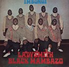 LADYSMITH BLACK MAMBAZO Imbongi album cover