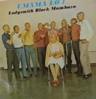 LADYSMITH BLACK MAMBAZO Umama Lo! album cover
