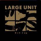 LARGE UNIT Rio Fun album cover