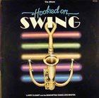 LARRY ELGART Hooked On Swing album cover