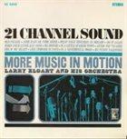 LARRY ELGART More Music In Motion album cover