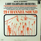 LARRY ELGART Music In Motion! - 21 Channel Sound album cover