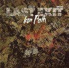 LAST EXIT Iron Path album cover