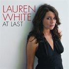 LAUREN WHITE At Last album cover