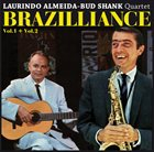 LAURINDO ALMEIDA Laurindo Almeida-Bud Shank Quartet : Brazilliance Vol. 1 + Vol. 2 album cover