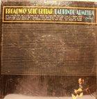 LAURINDO ALMEIDA Broadway Solo Guitar album cover