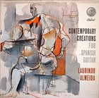 LAURINDO ALMEIDA Contemporary Creations For Spanish Guitar album cover