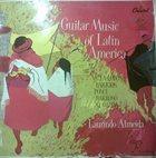 LAURINDO ALMEIDA Guitar Music Of Latin America album cover