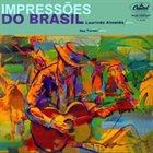 LAURINDO ALMEIDA Impressoes Do Brasil album cover