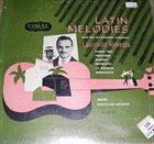 LAURINDO ALMEIDA Latin Melodies album cover