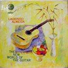 LAURINDO ALMEIDA The New World Of The Guitar album cover