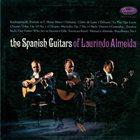 LAURINDO ALMEIDA The Spanish Guitars Of Laurindo Almeida album cover