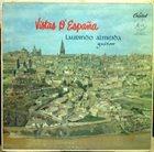 LAURINDO ALMEIDA Vistas D' Espana album cover