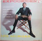 LEE MORGAN Expoobident album cover