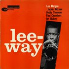 LEE MORGAN Leeway album cover