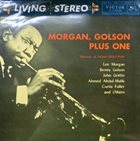 LEE MORGAN Morgan,Golson Plus One album cover