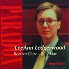 LEEANN LEDGERWOOD Paradox album cover