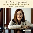 LEEANN LEDGERWOOD Renewal album cover
