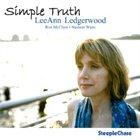 LEEANN LEDGERWOOD Simple Truth album cover