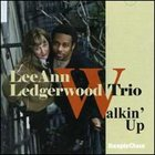 LEEANN LEDGERWOOD Walkin' Up album cover