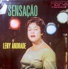 LENY ANDRADE A Sensação album cover