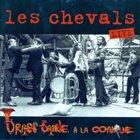 LES CHEVALS Live album cover