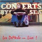 LES DEMERLE Concerts by the Sea - Les DeMerle Live! album cover