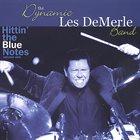 LES DEMERLE Hittin' the Blue Notes, Vol. 1 album cover